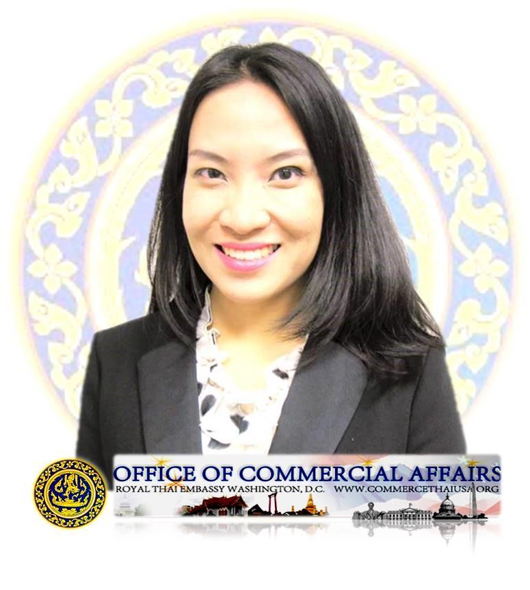 Minister-Counsellor Buntita Thongsari