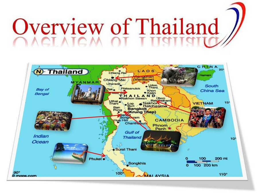 a overview of thailand Thailand's fiscal situation will continue to deteriorate as spending needs rise.