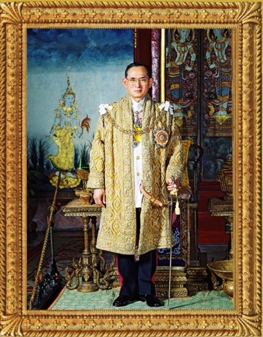 In remembrance of HM King Bhumibol Adulyadej